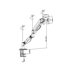 Objímka E27 plastová biela