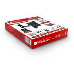 Zásuvka kancelárska vysúvacia čierna AE-BPW3U60-20