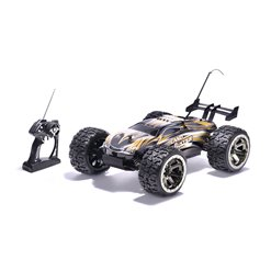 RC model auto na D.O. LAND BUSTER 4W-25km/h YELLOW
