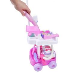 Hračka kamión s bágrom WADER 36803 89x32cm
