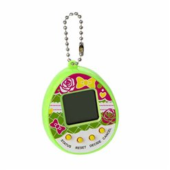 Hračka TAMAGOTCHI vajíčko zelené