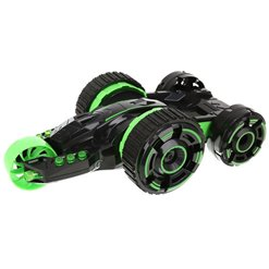 RC model auto na D.O. DOUBLE-SIDED AKROBAT GREEN