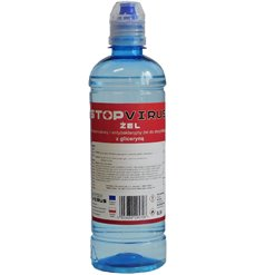 Gél antibakteriálny STOP VIRUS 500ml