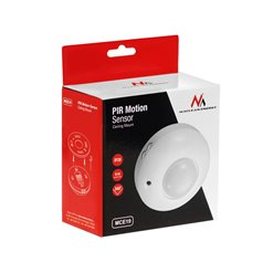 Senzor PIR 360° stropný biely MCE19