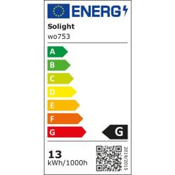 Vypínač jednopólový č.1 WP-1Op zlatý