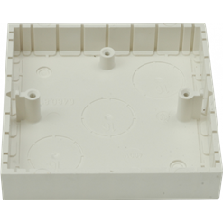 Krabica panelová 1-jednitá 6480-10