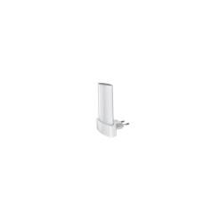 Vypínač č.5 VDT IP44 WNT-2Jb čierny
