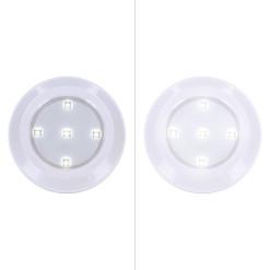 Svietidlo nočné LED NIGHTLUX HALL SI s pohyb senz