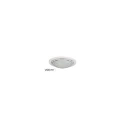 Vidlica 230V plochá čierna WT-1001-N (ZN-11)
