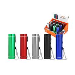 Zásuvka RCA plast modrá M02M