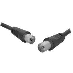 Profil hliníkový na povrch + číry plast XC11 (2m)