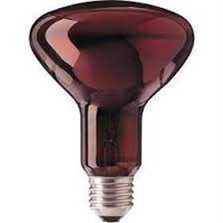 Žiarovka výhrevná PHILIPS E27 100W red do SOLUXU