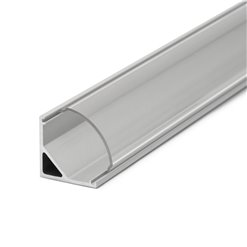 Profil hliníkový rohový 41012A1 1m