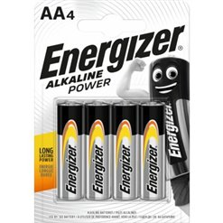 Batéria ENERGIZER LR06/AA POWER 4blister