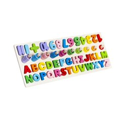 Pomôcka edukačná počítadlo drevené s abecedou ZRP