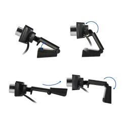 Reflektor LED so solárnym panelom+PIR FLP1100SOLAR