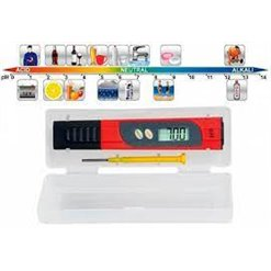 Tester PH kvality vody a teplomer HOME PHT01