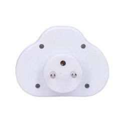 Stropnica LED 15W 4000K HOME RCC15LED/BK
