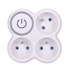 Reflektor LED 50W 4500K čierny FOREVER IP65 PR2