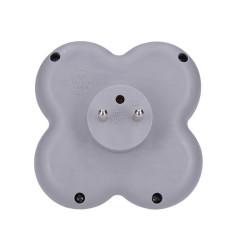 Reflektor LED 50W+PIR 6000K čierny FOREVER IP6 PR2