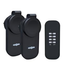 Predlžovací kábel 5m/3z 3x1,5 IP44 SOLIGHT PP323