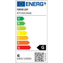 Lampa Torino trojnožka 145cm SOLIGHT WA001-B