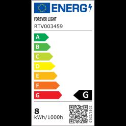 Lampa Milano Tripod trojnožka 56cm SOLIGHT WA005-G