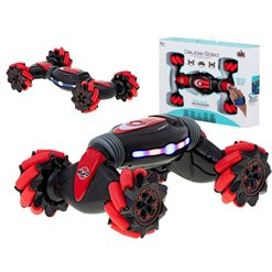 RC model auto na D.O. DOUBLE-SIDED RED DRIFT