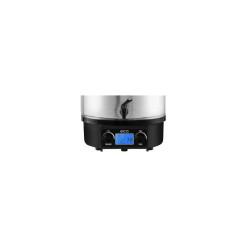 Lietadlo hádzacie polystyrénové 48x47cm modré 8LED