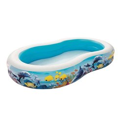 Bazén BESTWAY 54118 262x157x46cm morský svet