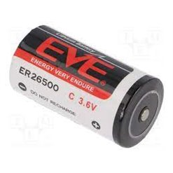 Batéria EVE-ER26500/S lithiová R14 3,6V