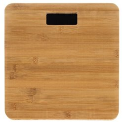 Váha osobná digitálna drevená Bathroom SCALE 15995