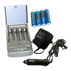 Adaptér ku LED pásu AC/DC 250W IP67 12V