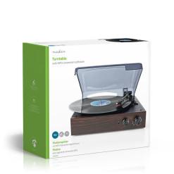 Svietidlo diskotékové RGB 18LED ZD64
