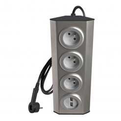 Lampa stolová LED 2,5W 3000K modrá SOLIGHT WO32-B