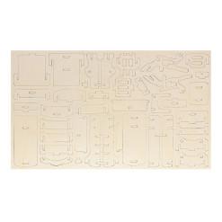 Lampa montážna 8m WM12