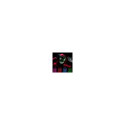 Sviečka LED biela - akrylový plameň CDX2/WH