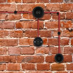 Stropnica LED WAVE 30W 3000-6500K biela WO736