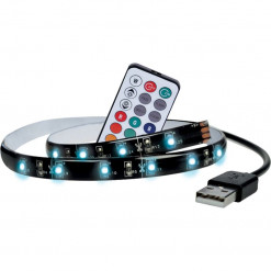 Pás LED sada pre TV na USB 2x50 RGB SOLIGHT WM504