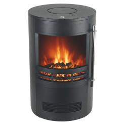 Svietidlo nočné LED WL95 s DO čierne DOT-IT
