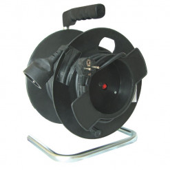 Bubon PVC 25m/1z 3x1,5mm SOLIGHT PB11 čierny