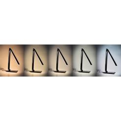 Reflektor LED 20W+PIR 4000K BK SOLIGHT WM-20WS-O