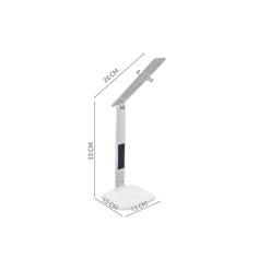 Reflektor LED 30W+PIR 4000K BK SOLIGHT WM-30WS-O