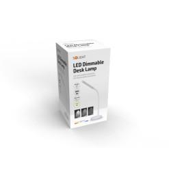 Panel LED prisadený 24W 3-6000K štvo SOLIGHT WD175