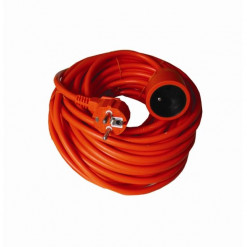 Predlžovací kábel 30m/1z 3x1,5mm SOLIGHT PS08