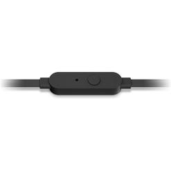 Sluchadlá BLUETOOTH na uši MIZZO modré