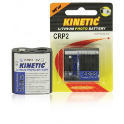 Batéria KINETIC CR-P2