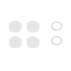 Spojka pre LED pásy 10mm RGB uhlová WM87/2