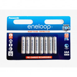 Batéria ENELOOP RC06 1900mAh 8blister BOTANIC