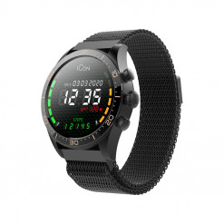 Hodinky SMART FOREVER ICON AW-100 BLACK